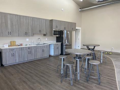 Student Activity Center Kitchen Area